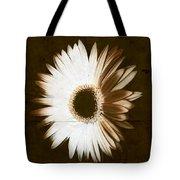 Folded Daisy Tote Bag