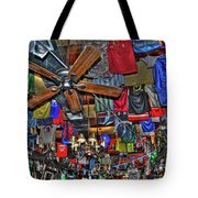 Foley's Pub In Manhattan Tote Bag