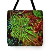 Foliage Abstract 3698 Tote Bag