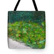 Foliage At Sanibel Tote Bag