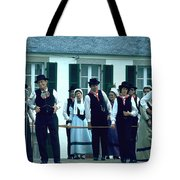 Folk Music Tote Bag
