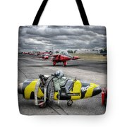 Folland Gnat  Tote Bag