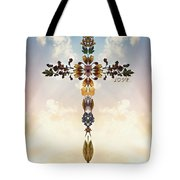 Follow Jesus Tote Bag