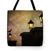 Follow Me Home Tote Bag