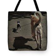 Follow Me... Tote Bag