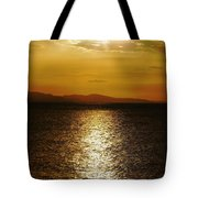 Follow The Gold Tote Bag
