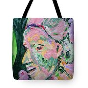 Following In The Footsteps Of Matisse Tote Bag