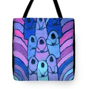 Following In The Footsteps Tote Bag