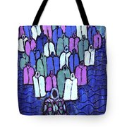 Following The Ancestors Tote Bag