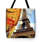 Following The Curve Tote Bag