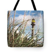 Following The Light Tote Bag