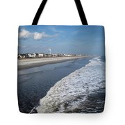 Folly Beach Charleston Sc Tote Bag