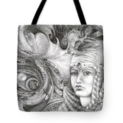 Fomorii King And Queen Tote Bag