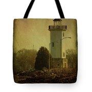 Fond Du Lac Lighthouse Tote Bag