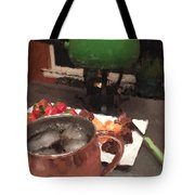 Fondue Night Tote Bag