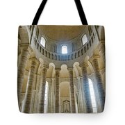 Fontevraud Abbey Chapel, Loire, France Tote Bag