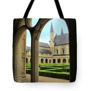 Fontevraud Abbey Tote Bag