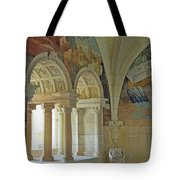 Fontevraud Abbey Refectory, Loire, France Tote Bag
