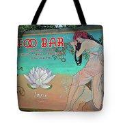 Foo Bar Artwork Tote Bag