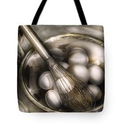 Food - Mix In The Eggs Tote Bag