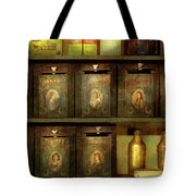Food - The Spice Extends Life  Tote Bag