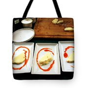Food 2 Tote Bag