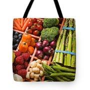 Food Compartments  Tote Bag