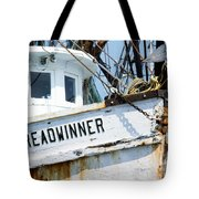 Food On The Table Tote Bag
