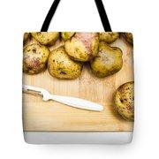 Food Prep In Progress Tote Bag