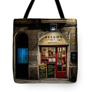 Food Without Beasts Tote Bag