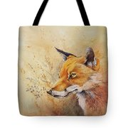 Foolish Fire Tote Bag