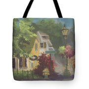Foot Traffic Only  Tote Bag