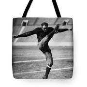 Football, 20th Century Tote Bag