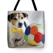 Football Fans Tote Bag