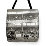 Football Game, 1916 Tote Bag