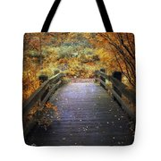 Footbridge Canopy Tote Bag