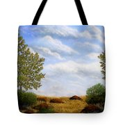 Foothills Afternoon Tote Bag