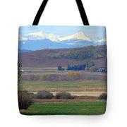 Foothills Farm Tote Bag