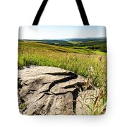 Foothills View Tote Bag