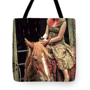 Footloose Tote Bag
