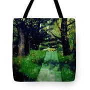 Footpath Tote Bag