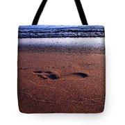 Footprint Tote Bag