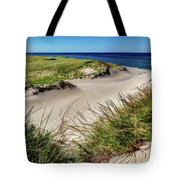 Footsteps In The Dunes Tote Bag