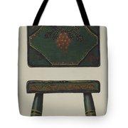 Footstool Tote Bag