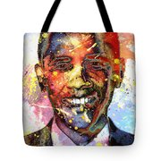 For A Colored World Tote Bag