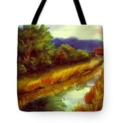 For A Thirsty Land Tote Bag