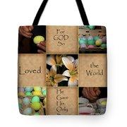 For God So... Tote Bag