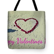 For My Valentine Tote Bag
