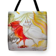 For Ravens Of The Apocalypse Tote Bag