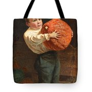 For Thanksgiving Day Tote Bag
